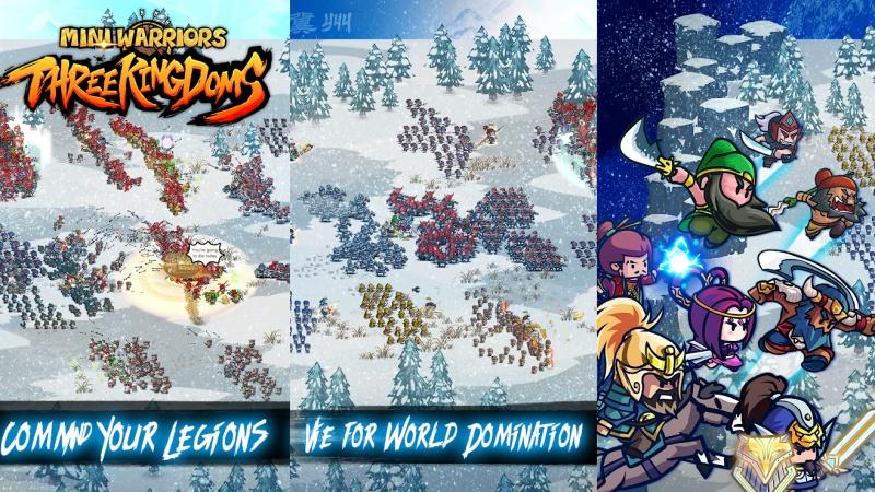 Hình ảnh trong game Mini Warriors: Three Kingdoms