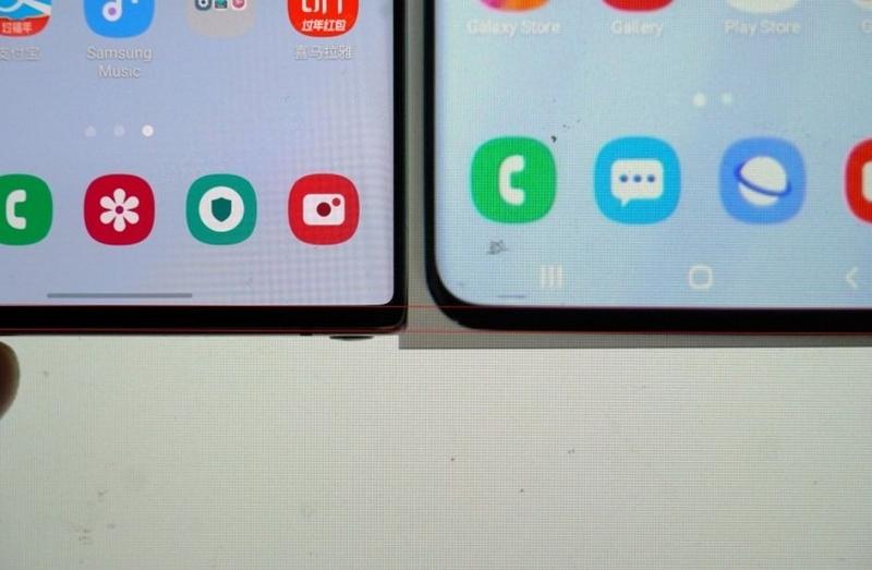 Galaxy S20 Plus 5G tiếp tục lộ ảnh thực tế với camera selfie nhỏ gọn, viền cạnh màn hình siêu hẹp