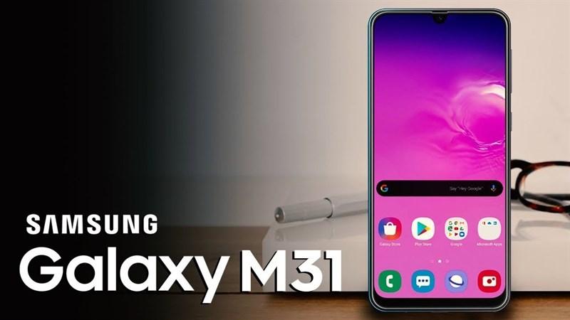 Samsung Galaxy M31 với 4 camera 64 MP, pin 6.000 mAh sẽ trình làng vào ngày 25/2