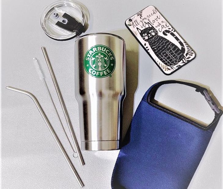 Dùng ly giữ nhiệt góp phần bảo vệ môi trường