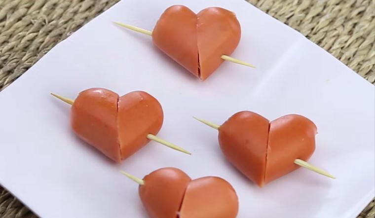 Mẹo trang trí các món ăn ngày Valentine trở nên đẹp mắt và hấp dẫn hơn