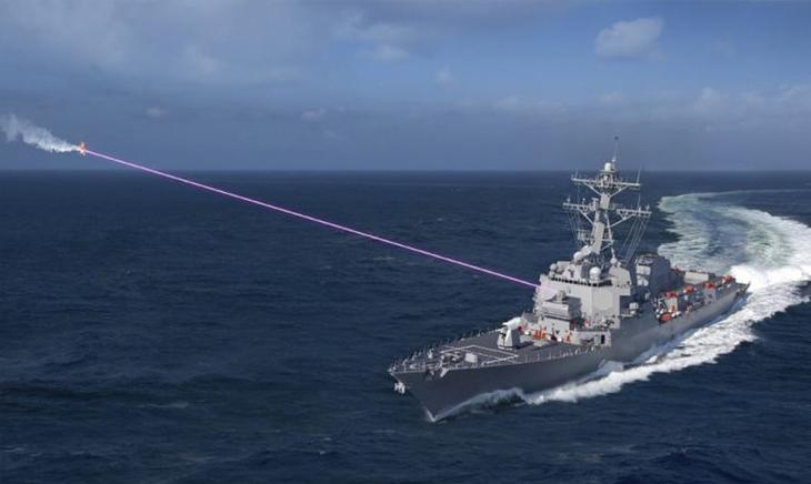 Tia laser là gì? Các loại tia laser, tác dụng và tác hại của tia laser - Ứng dụng trong quân đội