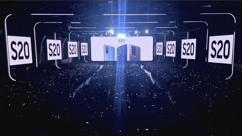Toàn bộ sự kiện Unpacked 2020 mà chúng ta xem vào sáng hôm nay đều được quay bằng Samsung Galaxy S20 Ultra