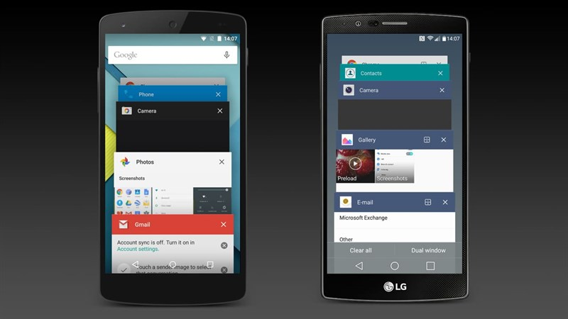 5 điểm bạn cần chú ý trên smartphone Android