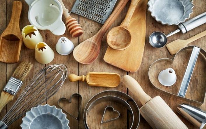 Các dụng cụ cơ bản khi làm bánh bạn cần phải có