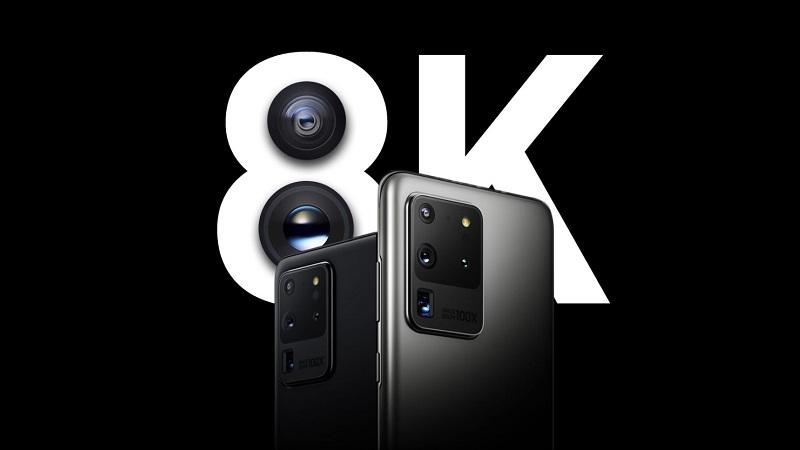 Galaxy S20 quay video 8K tốn bao nhiêu dung lượng trong 1 phút? Đây là câu trả lời của Samsung!