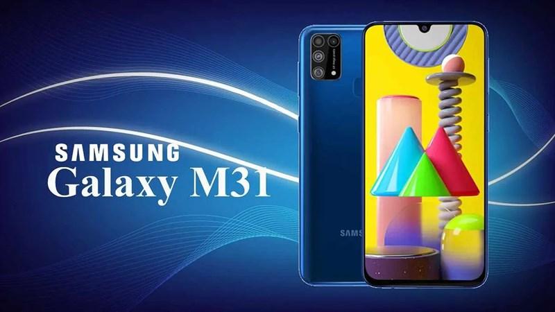 Samsung lần này chơi lớn thật, Galaxy M31 có pin 6.000mAh, camera 64MP giờ còn thêm camera selfie 32MP, RAM tới 8GB