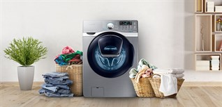 5 lý do nên mua máy giặt Samsung mùa dịch Corona, giúp bảo vệ sức khỏe