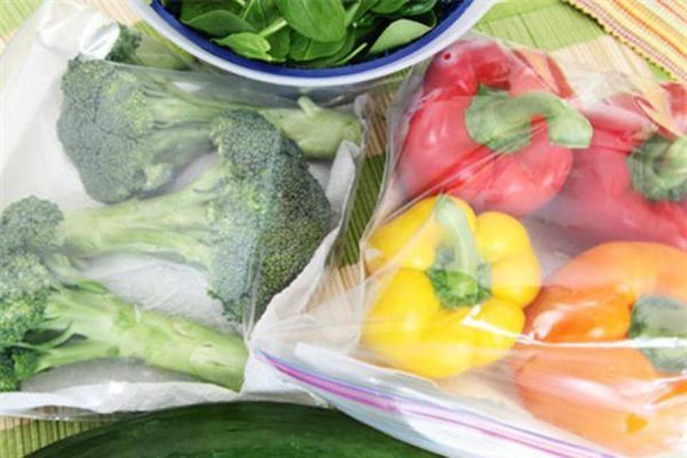 Bảo quản trái cây và rau