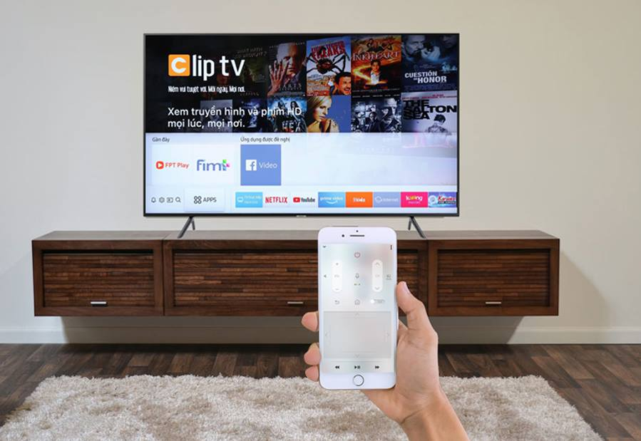 Ưu đãi từ Samsung trên ClipTV
