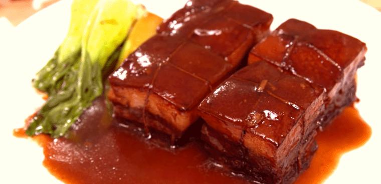 Thịt kho Đông Pha trứ danh từ Hàng Châu, Trung Quốc