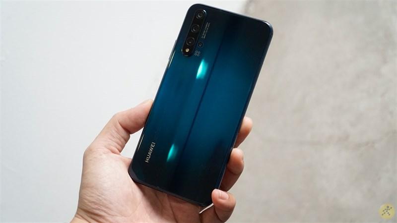 Đánh giá chi tiết Huawei Nova 5T