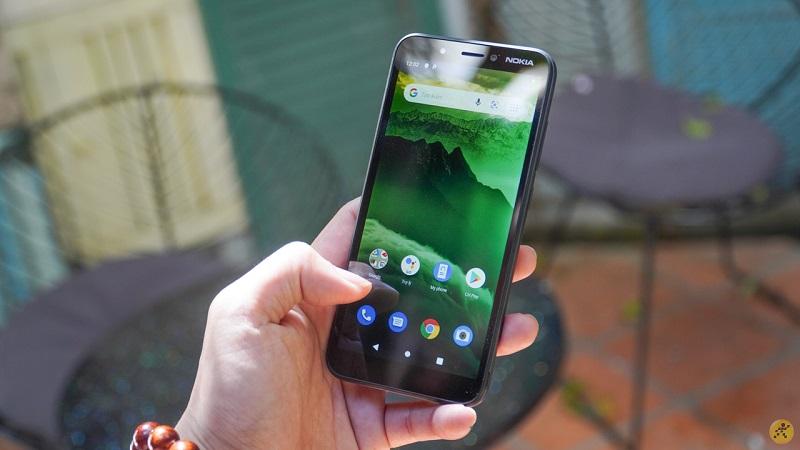 Tư vấn mua Nokia C1: Phù hợp cho những ai muốn trải nghiệm hệ điều hành Android Go thuần của Google với mức giá siêu rẻ