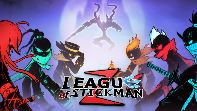 Hình ảnh trong game League of Stickman 2 - Sword Demon