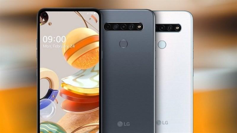 Sau Samsung, đến lượt LG tỏa sáng! LG K61, K51S, K41S với 4 camera mặt sau trình làng, dưới đây là cấu hình chi tiết