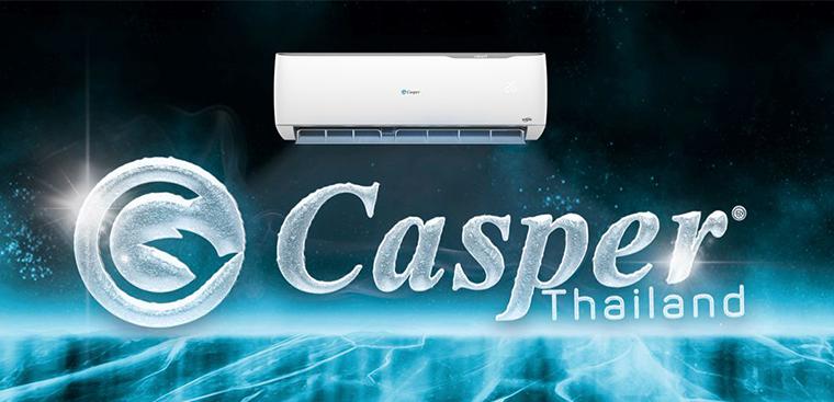 Casper - thương hiệu Thái Lan đáng tin cậy.