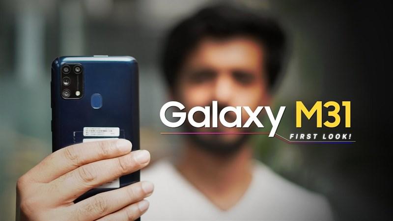 Galaxy M31 lộ đầy đủ cấu hình và ảnh báo chí sắc nét, kết quả pin 6.000 mAh và camera 64MP