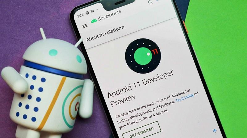 Google phát hành bản Preview của Android 11 cho các nhà phát triển