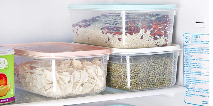 Bảo quản gạo trong tủ lạnh