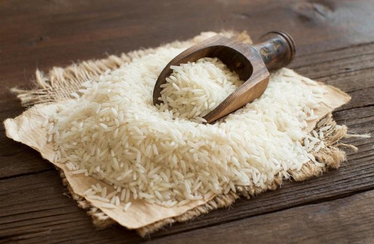 Mua lượng gạo vừa phải