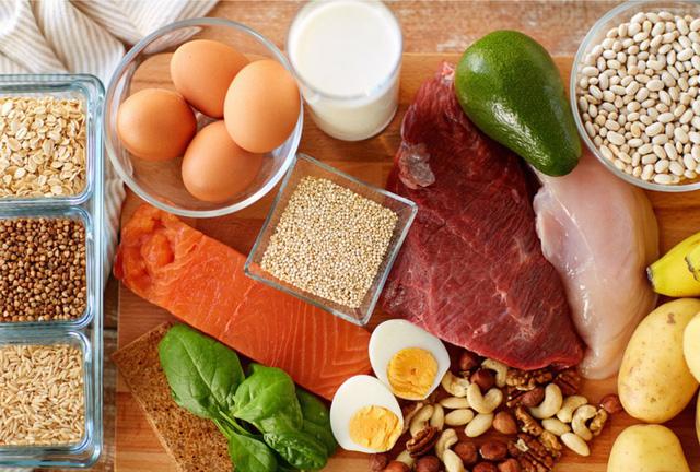 không bỏ hoàn toàn các loại thực phẩm có chất béo