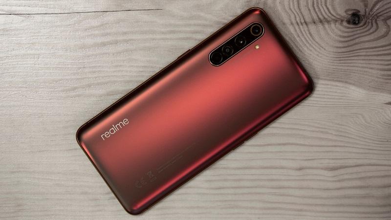 Realme X50 Pro 5G trình làng
