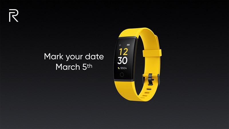 Ai thích đồng hồ, vòng đeo thông minh giá rẻ giờ tay lên nào! Realme vừa xác nhận sắp ra mắt rồi này