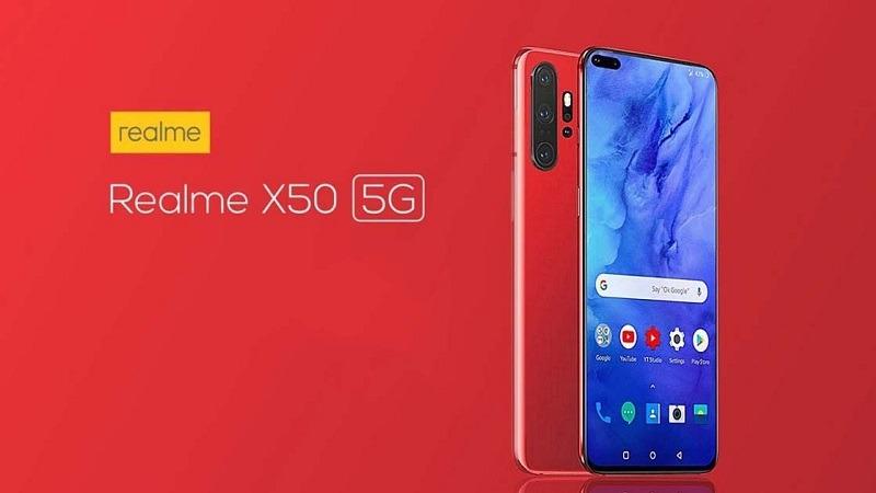 Chuẩn bị lúa để mua smartphone 5G giá rẻ nào! Realme sẽ ra mắt thêm ít nhất 5 mẫu smartphone 5G trong năm 2020