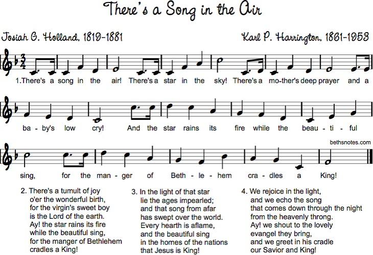 Nghĩ và chọn một dòng từ của bài hát