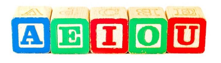 Chơi chữ với các nguyên âm