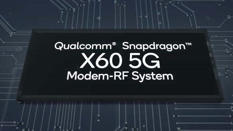 Qualcomm xác nhận đang thử nghiệm modem 5G X60 với tốc độ lên tới 7.5Gbps, iPhone 12 mà dùng modem này thì 'lên đỉnh' luôn