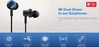 Xiaomi ra mắt tai nghe Mi Dual Driver, có trợ lý giọng nói, 255.000đ
