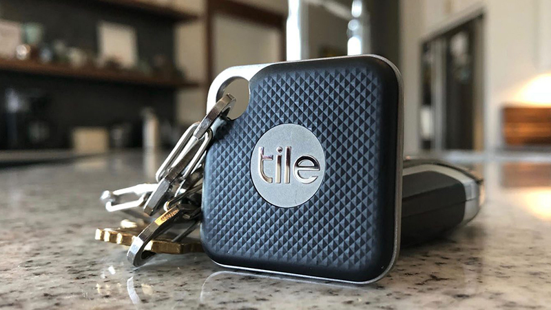 Thẻ Bluetooth chống mất đồ của Tile