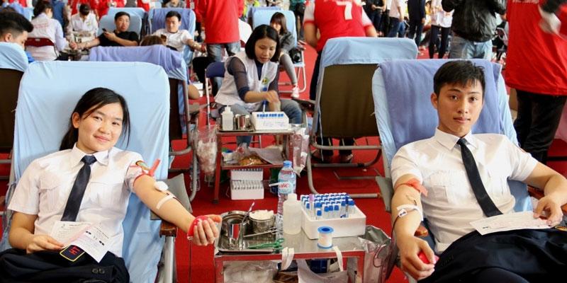 Những điều kiện cần biết khi tham gia hiến máu