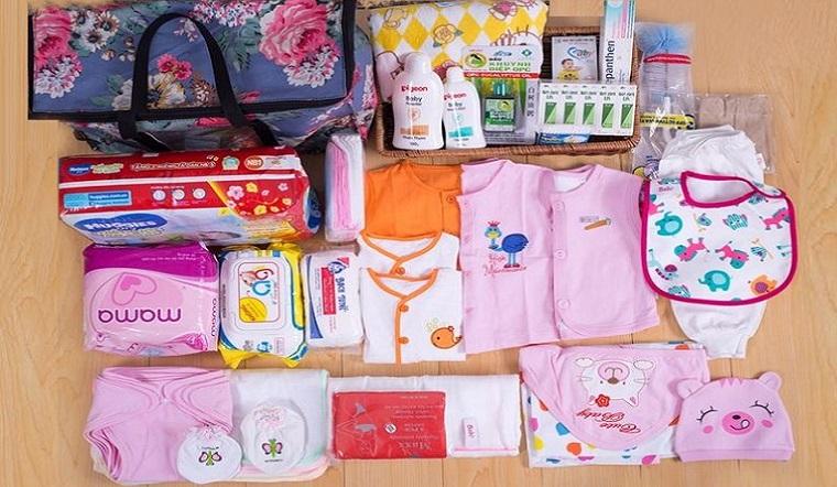 Những vật dụng cần có dành cho trẻ sơ sinh