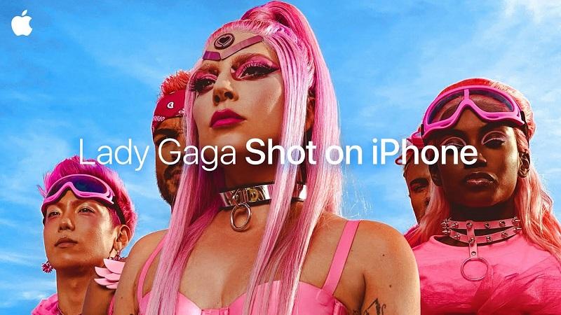 MV Stupid Love của Lady Gaga được quay hoàn toàn bằng iPhone 11 Pro, bạn nào đang xài máy này vô xác nhận nào