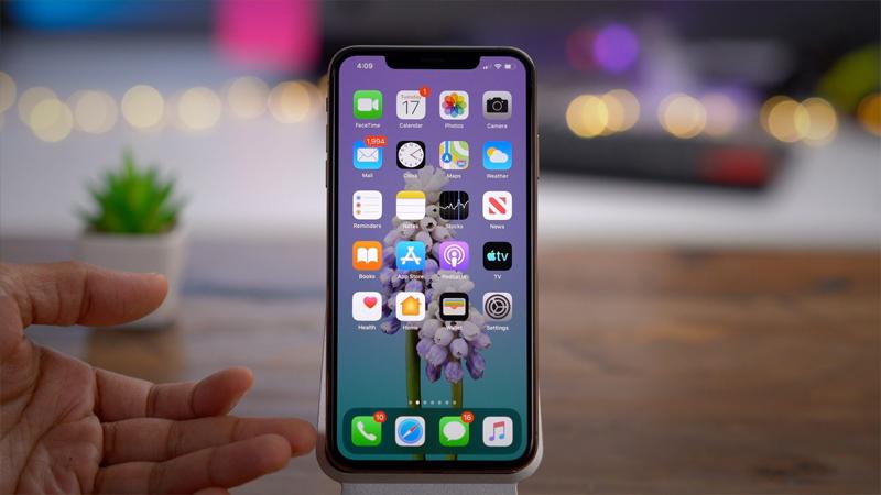 tăng tốc mạng iPhone