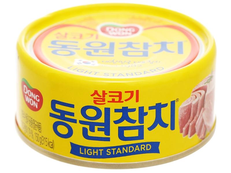 Cá hộp Dongwon