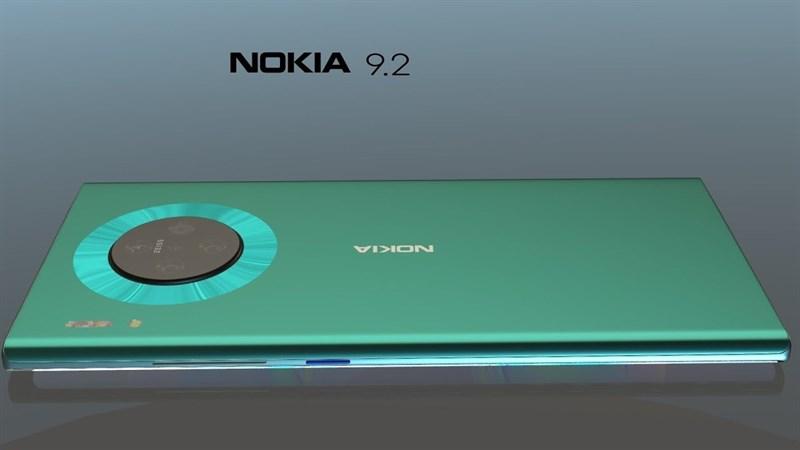 Fan nhà Nokia đâu rồi, Nokia 9.2 vừa xuất hiện sắc nét với cụm camera tròn quen thuộc ở mặt sau