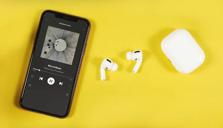 Âm thanh được nâng cấp cho âm bass chắc và sâu hơn - Apple AirPods Pro