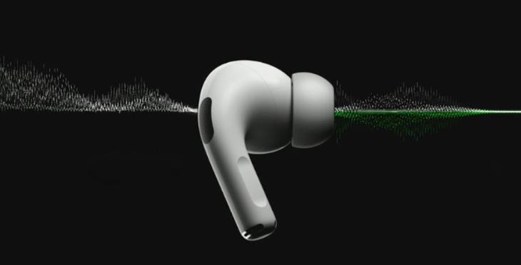 Chế độ xuyên âm Transparencty Mode - Apple AirPods Pro