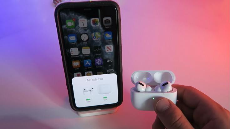 Tốc độ kết nối siêu nhanh - Apple AirPods Pro
