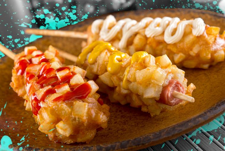 Bước 6 Thành phẩm Hotdog xúc xích Hàn Quốc