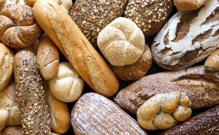 Bánh mì dùng men nở trong quy trình làm bánh