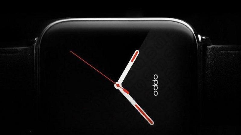 OPPO teaser thông số kỹ thuật màn hình của đồng hồ thông minh, nhìn đâu giống hoàn toàn Apple Watch
