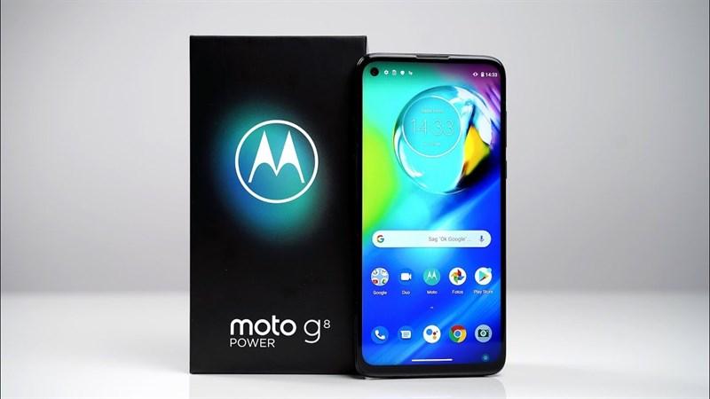 Moto G8 Power Lite lộ ảnh báo chí sắc nét với thiết kế giống phiên bản tiêu chuẩn, có 3 camera sau và pin dung lượng 5.000 mAh