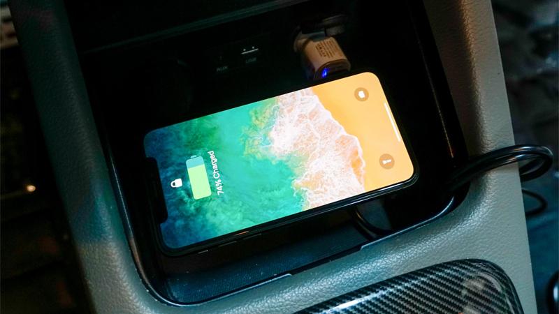 Khắc phục lỗi sạc pin iPhone không đầy