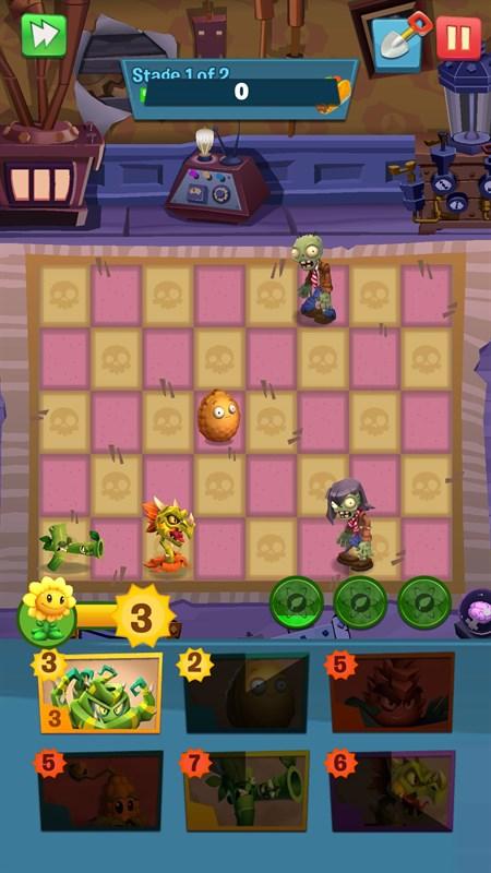 Mẹo trải nghiệm sớm Plants Vs Zombies 3 trên Androidv