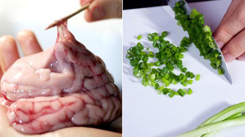 Cách nấu cháo óc heo bổ dưỡng cho bé ăn dặm