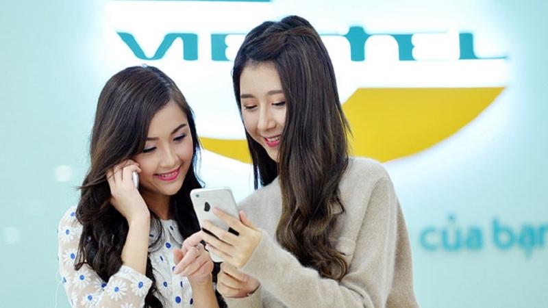 Nạp thẻ Viettel nhận data 4G